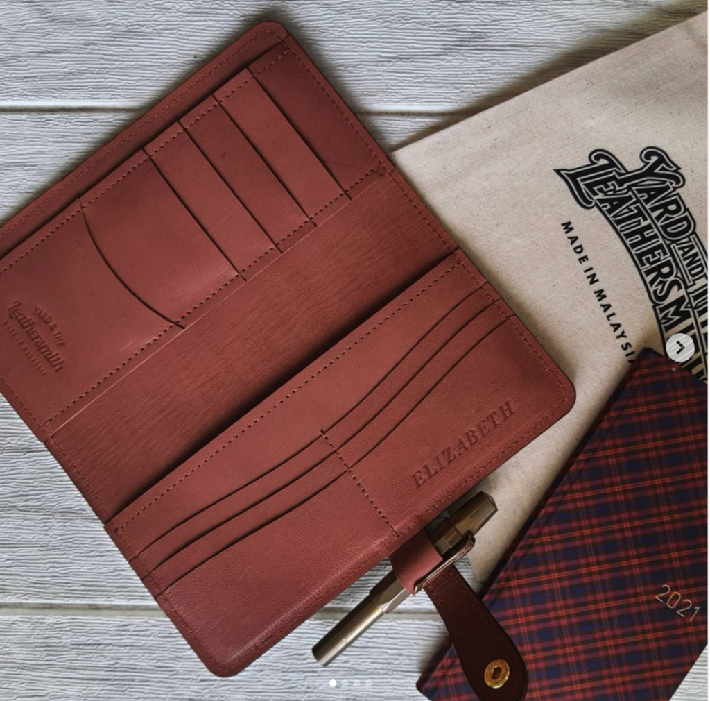 Planner covers as your planner accessories - YardLeathersmith